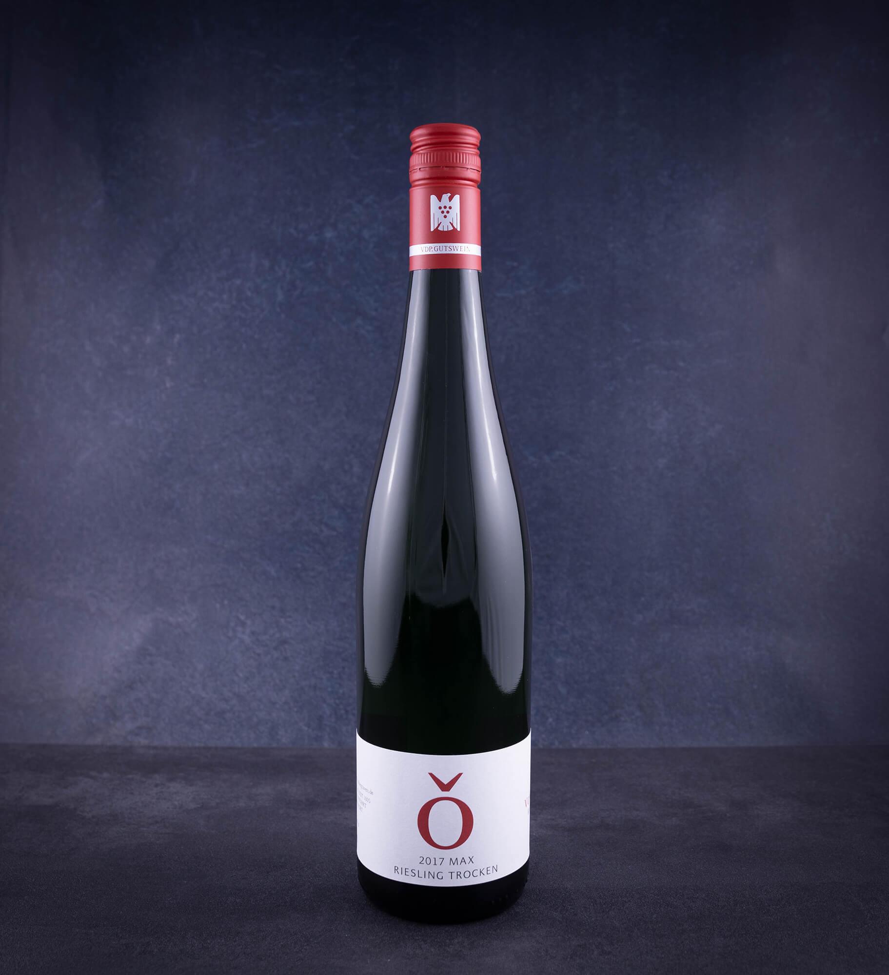 """""""Max"""" Riesling Qualitätswein, Weißwein, Weingut Othegraven, Deutschland 0,75l"""