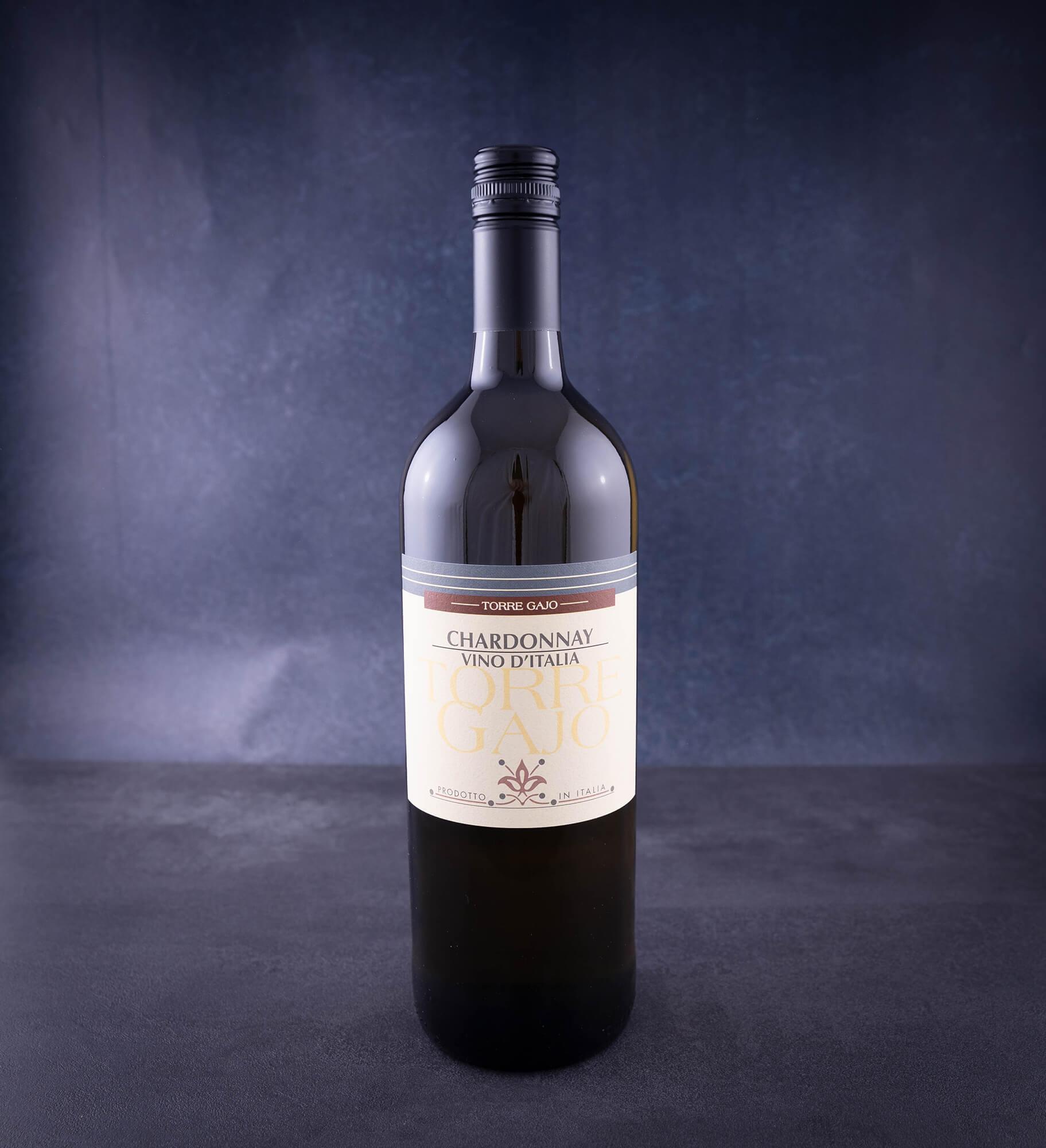 Chardonnay delle Venezie IGT Torre Gaio, Weißwein, Weingut Castelfeder, Italien, 1,0l