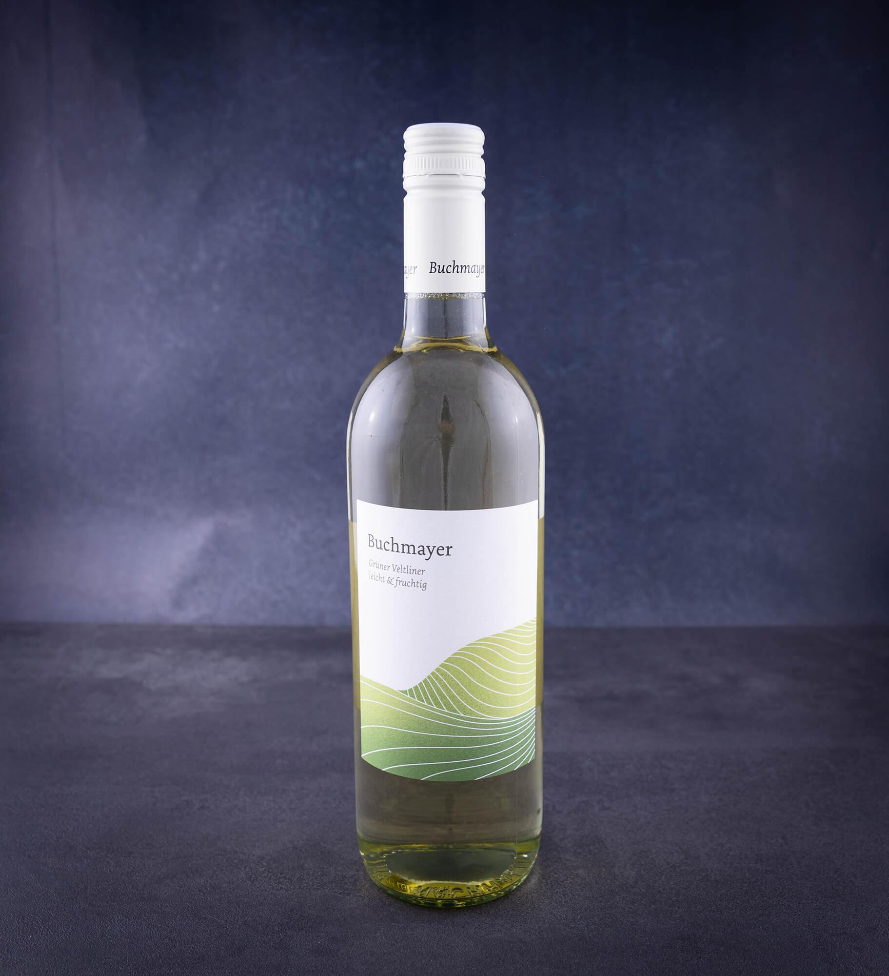 Grüner Veltliner , Weißwein,  Weingut Buchmayer, Österreich 0,75l